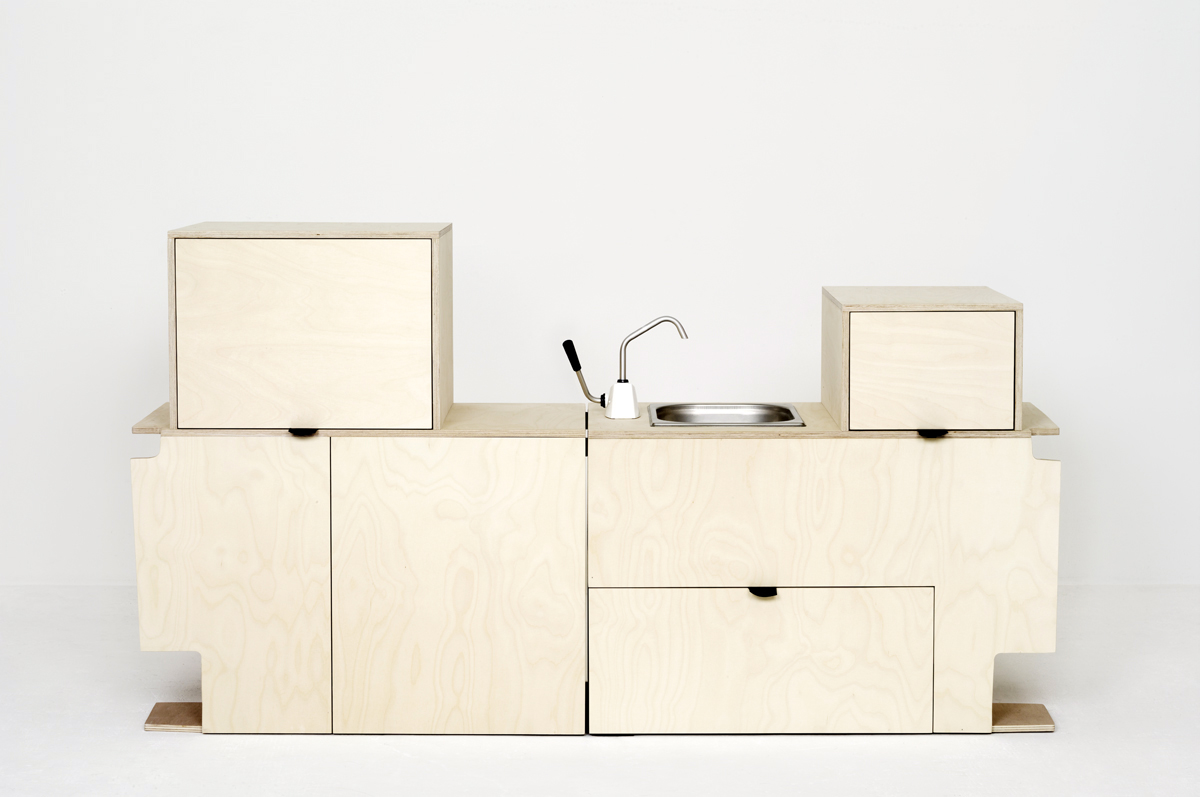 full nomadic kitchen
