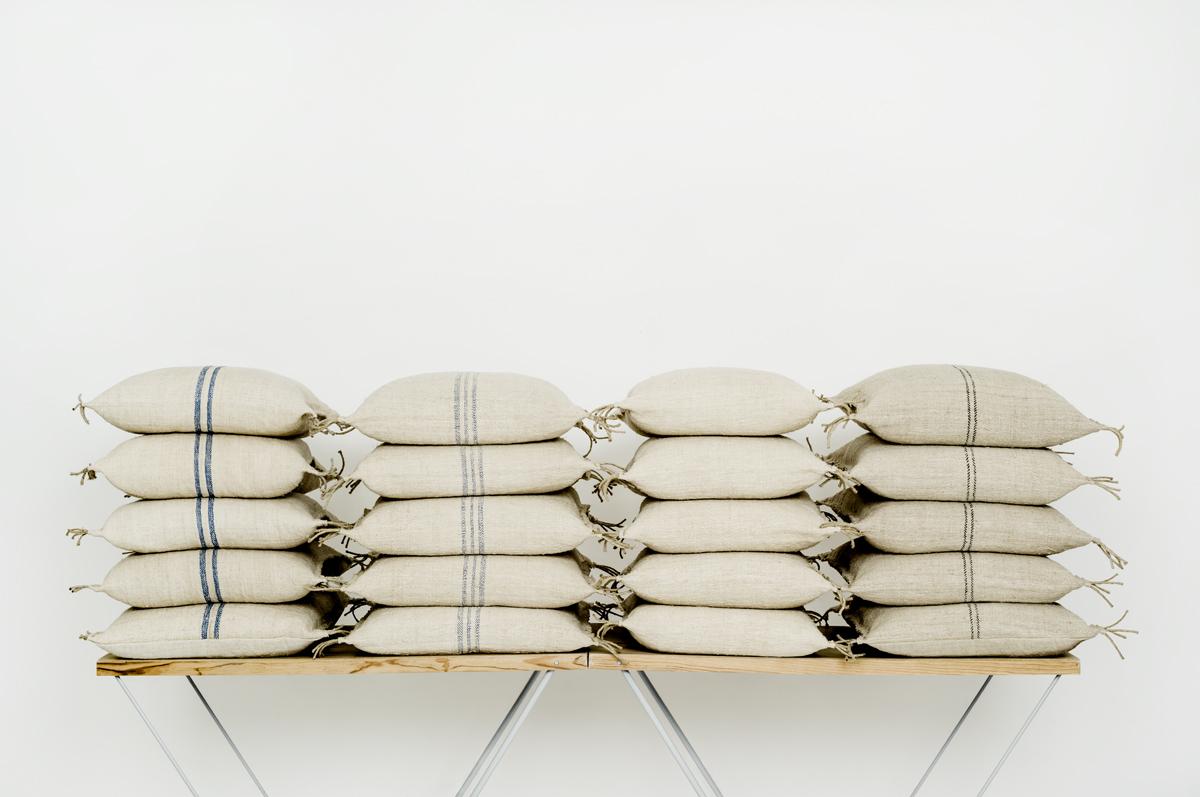 coussins pour canapé les foins