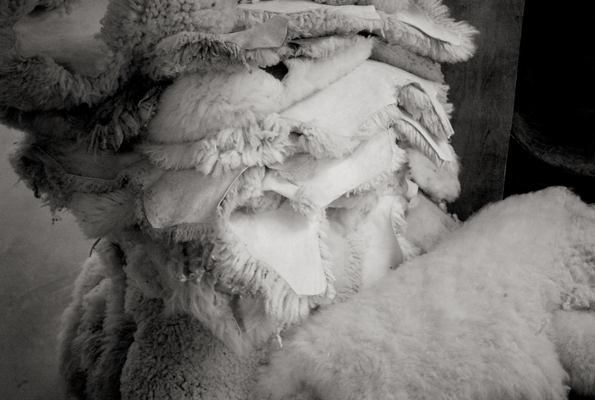 handmade sheepskins