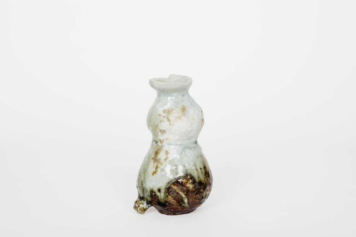 vase japonais en céramique les foins
